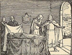 Olaf Tryggvason - Geira's death.