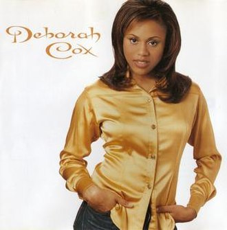 Deborah Cox — Who Do U Love (studio acapella)