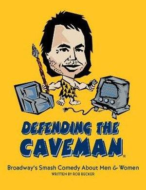 Defending the Caveman - Image: Defending the Caveman