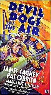 <i>Devil Dogs of the Air</i> 1935 film by Lloyd Bacon