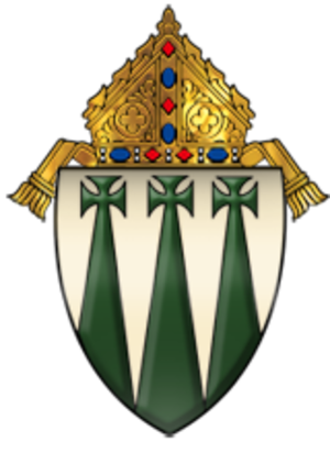 Episcopal Diocese of Vermont - Image: Diocese of Vermont shield
