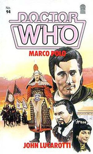 Marco Polo (Doctor Who) - Image: Doctor Who Marco Polo