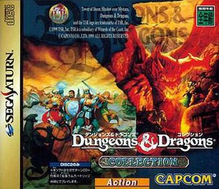 <i>Dungeons & Dragons Collection</i> video game compilation