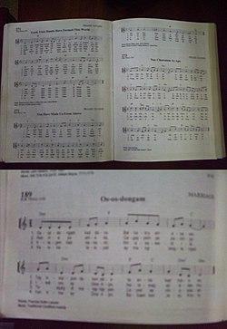 Nigerian Catholic Hymn Book