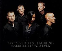 East Seventeen & Gabrielle - If You Ever (CD 1).jpg