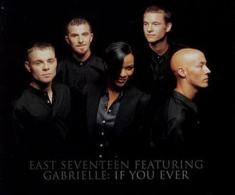 East 17 featuring Gabrielle — If You Ever (studio acapella)