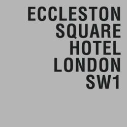 Eccleston Square Hotel Room Service Menu