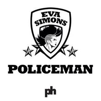 Eva Simons featuring Konshens - Policeman (studio acapella)