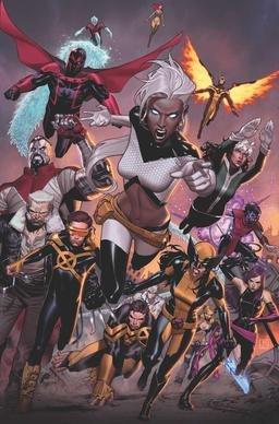 Extraordinary X-Men 17 Variant cover