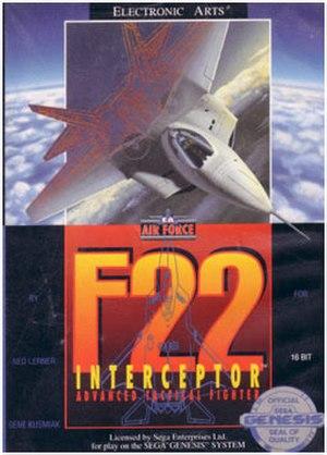 F-22 Interceptor - F-22 Interceptor