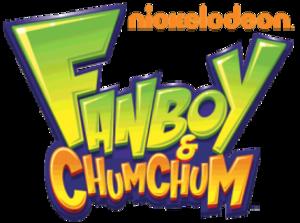 Fanboy & Chum Chum - Image: Fanboy and Chum Chum logo