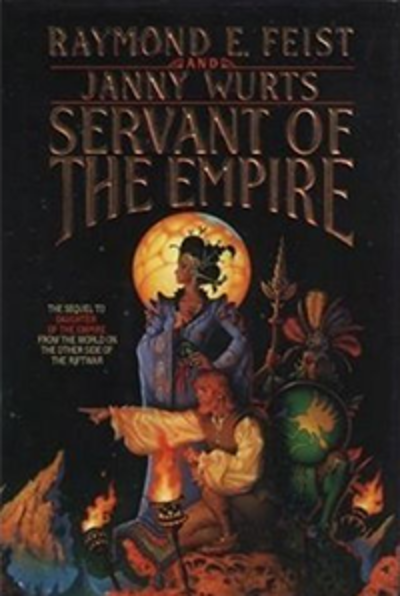 Picture of a book: Servant Of The Empire