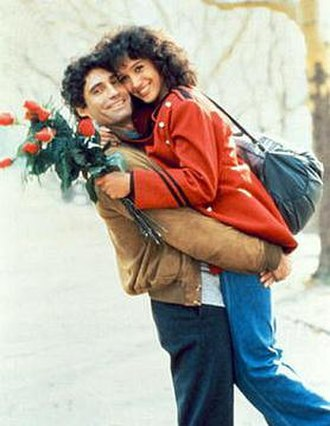 Flashdance - Jennifer Beals and Michael Nouri star in Flashdance