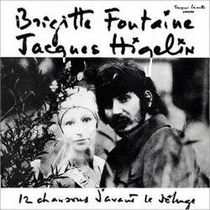 12 chansons d'avant le déluge - Image: Fontaine higelin 12 chansons