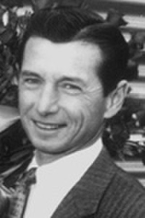 Fred Ball - Fred Ball in 1956