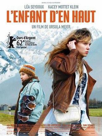 Sister (2012 film) - French film poster