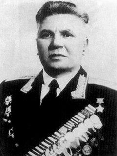 Fyodor Polynin Soviet Colonel general