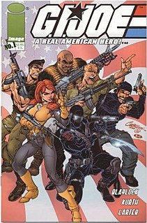 <i>G.I. Joe: A Real American Hero</i> (Image Comics and Devils Due Publishing)