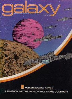 <i>Galaxy</i> (video game) 1979 video game