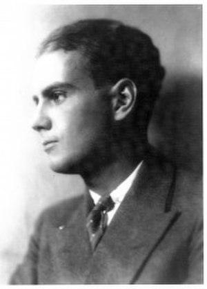 George Dillon (poet) - Image: George Dillon (poet)