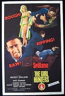 <i>The Girl Hunters</i> (film) 1963 film by Roy Rowland