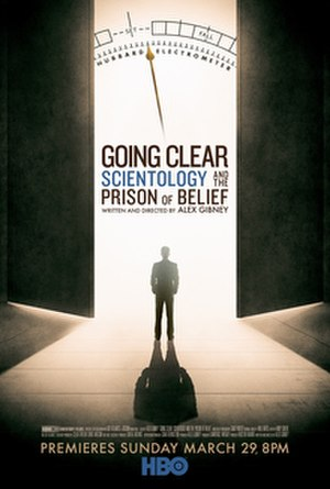 Going Clear (film) - Film poster