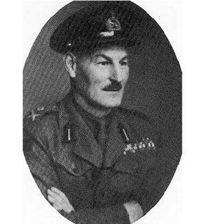 Douglas Graham (British Army officer) - Image: Graham DAH
