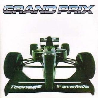 Grand Prix (album) - Image: Grandprixfanclubalbu m