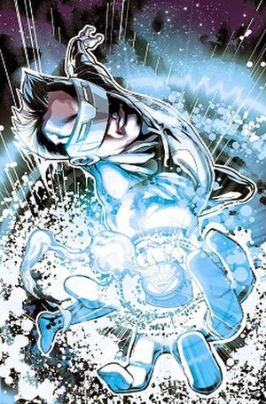 Kyle Rayner - Image: Green Lantern Annual 03 (2011)