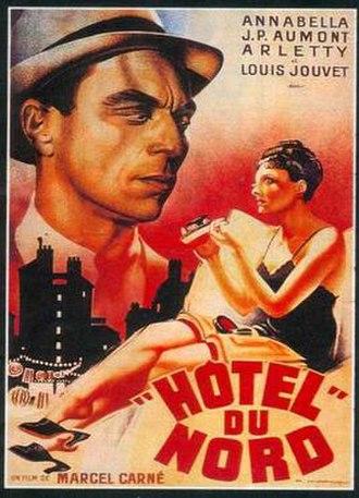 Hôtel du Nord - Film poster