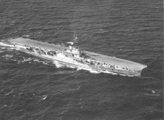 HMS Venerable (R63) - Image: HMS Venerable (R63)