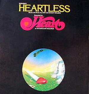 Heartless (Heart song) - Image: Heart Heartless