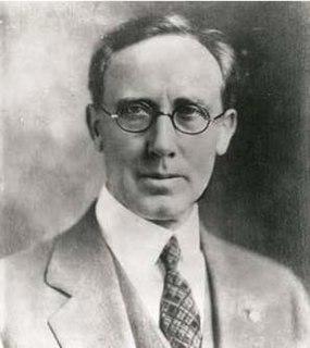 Henry S. Johnston American politician