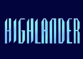 Highlander: The Series - Image: Highlander titles