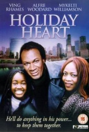 Holiday Heart - Theatrical release poster