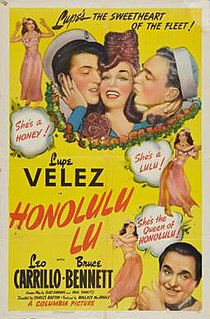 <i>Honolulu Lu</i> 1941 film by Charles Barton