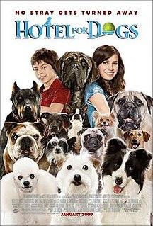 <i>Hotel for Dogs</i> (film) 2009 film by Thor Freudenthal