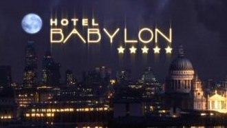 Hotel Babylon - Image: Hotelbabylonmain 111