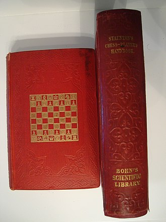 Howard Staunton - The Chess-Player's Handbook