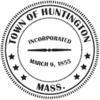 Official seal of Huntington, Massachusetts