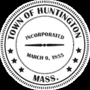 Huntington, Massachusetts - Image: Huntington MA seal
