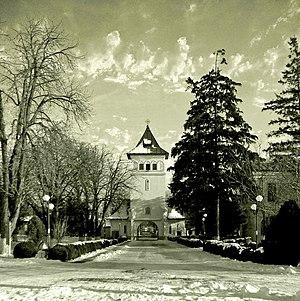 Huși - Image: Husi Gatehouse