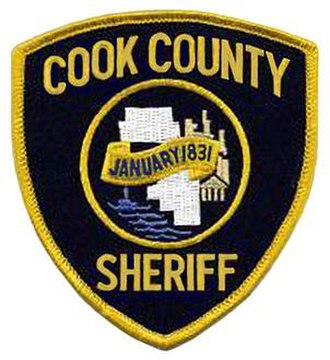 Cook County Sheriff's Office - Image: IL Cook County Sheriff
