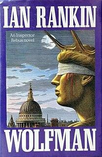 <i>Tooth and Nail</i> (novel) 1992 crime novel by Ian Rankin