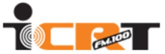 International Community Radio Taipei - Logo for ICRT