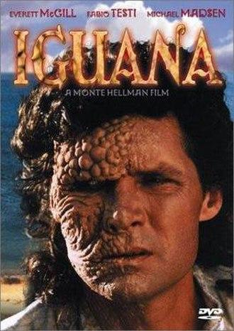 Iguana (film) - DVD cover