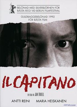 Il Capitano: A Swedish Requiem - Film poster
