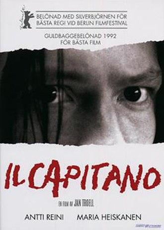 Il Capitano: A Swedish Requiem - Film poster