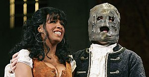 Behind the Iron Mask - Promotional Picture