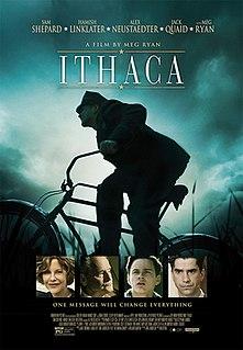 <i>Ithaca</i> (film) 2015 American film